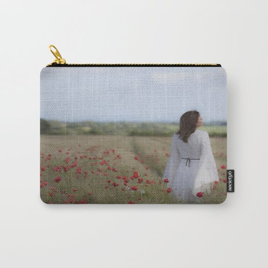 Dreaming in the field Carry-All Pouch
