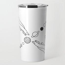 Planets Align Travel Mug