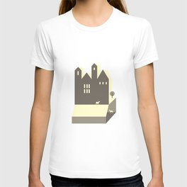 Small houses T-shirt