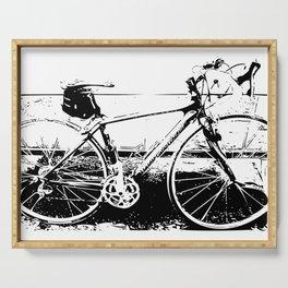 Bike Love Serving Tray