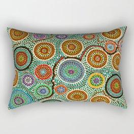 Dads Garden Rectangular Pillow