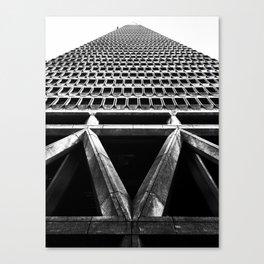 Transamerica Pyramid, San Francisco, CA Canvas Print