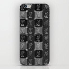 A knight's code iPhone Skin