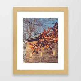 Rock Mill 3 Framed Art Print