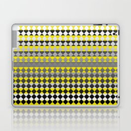 Lines and Squares Laptop & iPad Skin