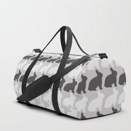 White Rabbits, White Rabbits, White Rabbits......... Duffle Bag