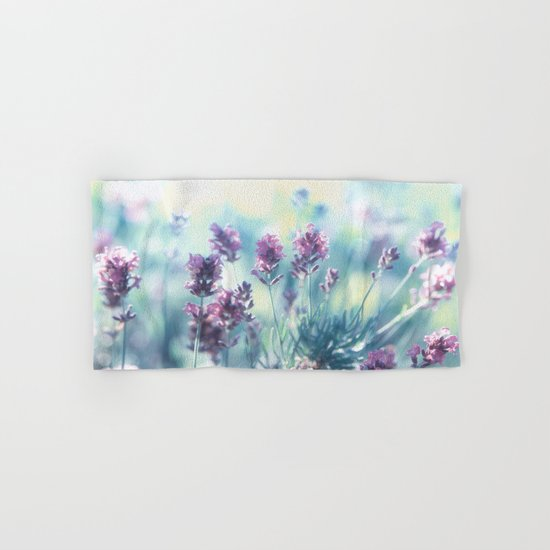 Lavender Summerdreams Hand & Bath Towel