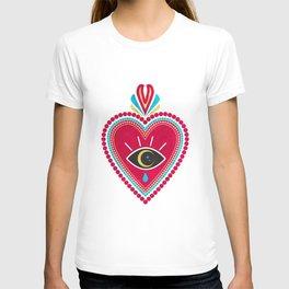 Ex Voto Sacred Heart T-shirt
