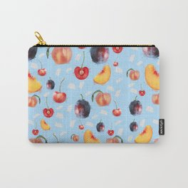 Stone Fruit Carry-All Pouch