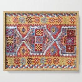 Adiyaman  Antique Turkish Rug Print Serving Tray