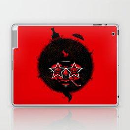 THE BLACK SUN Laptop & iPad Skin