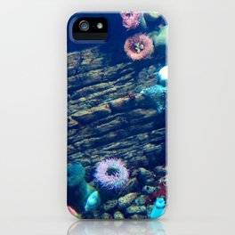 Underwater colors iPhone Case