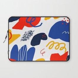 abstraction vol.1 Laptop Sleeve