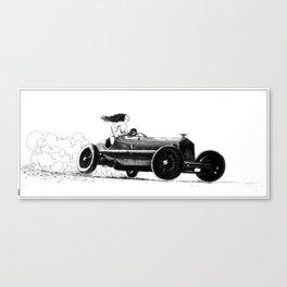 asc 708 - L'ivresse de la vitesse (Need for speed) Canvas Print