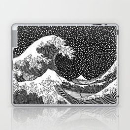 Hokusai - The Great Wave of Kanagawa Laptop & iPad Skin