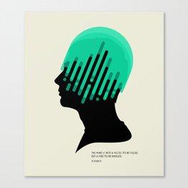 The Mind. Canvas Print