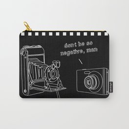 Negativity Carry-All Pouch