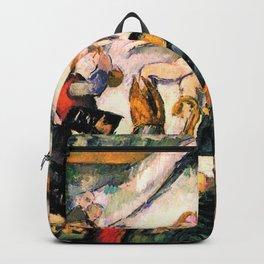 Paul Cezanne - The Eternal Feminine - Digital Remastered Edition Backpack