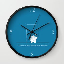 Turn Wall Clock