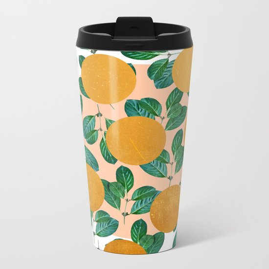 Beverly #society6 #decor #buyart Metal Travel Mug