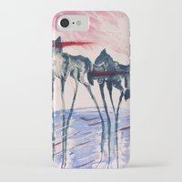 ford iPhone & iPod Cases featuring Ford by DogoD Art