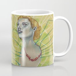 SPIDER WITH NECKLACE Coffee Mug