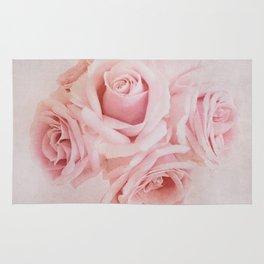 Symphony of Roses Rug