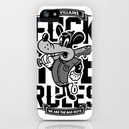 THE RULES iPhone Case