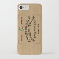 luigi iPhone & iPod Cases featuring LUIGI BOARD by Josh LaFayette
