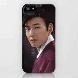 Wang Wook iPhone Case