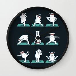 Yogi Bears Wall Clock
