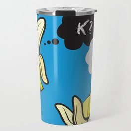 The Fault in Our Potassium Levels Travel Mug