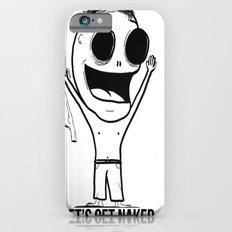 Let's Get Naked. Slim Case iPhone 6s