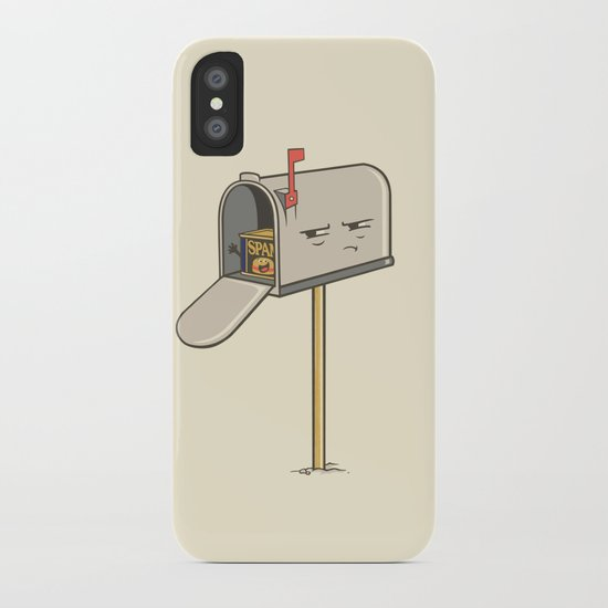 You've Got Spam! iPhone Case
