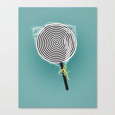 HypnoPop Canvas Print