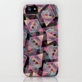 Pattern #6 iPhone Case