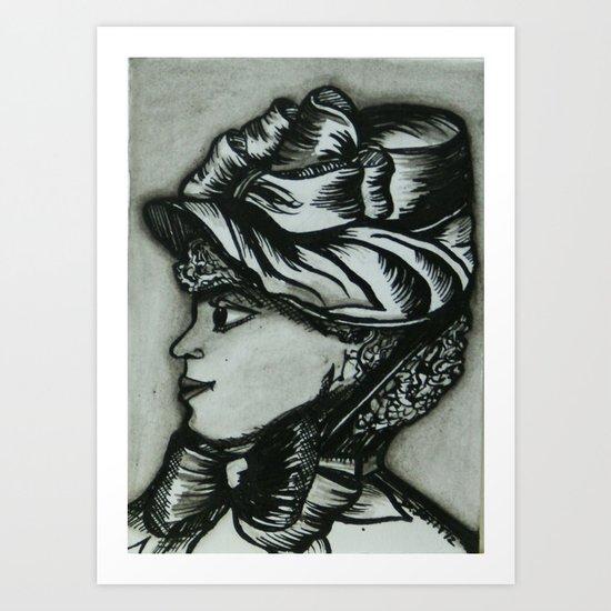 Victorian I Art Print