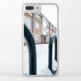 British estates Clear iPhone Case