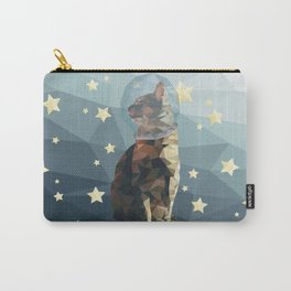Space Cat. Carry-All Pouch