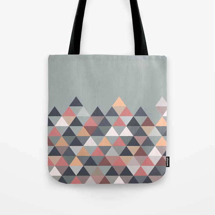 Nordic Combination IV Tote Bag
