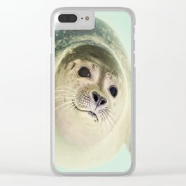 Little Buddy Clear iPhone Case