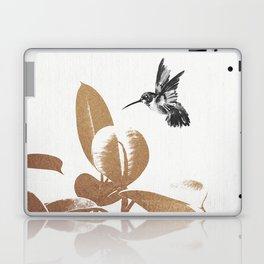 Fluttering Nature III Laptop & iPad Skin