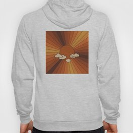 Retro Sunshine Hoody
