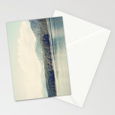 in the shadow of the alps ...  Stationery Cards