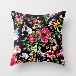 RPE FLORAL VI Throw Pillow