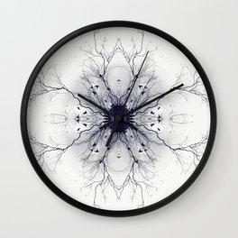 Irrational Logic #sky Wall Clock
