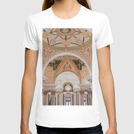 Library of Congress Washington DC T-shirt