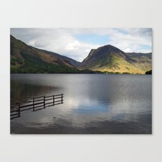 Buttermere and Fleetwith Pike Canvas Print
