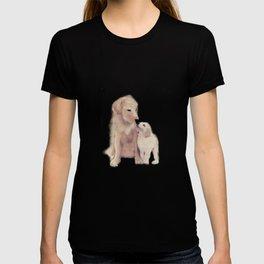 Golden retrievers T-shirt