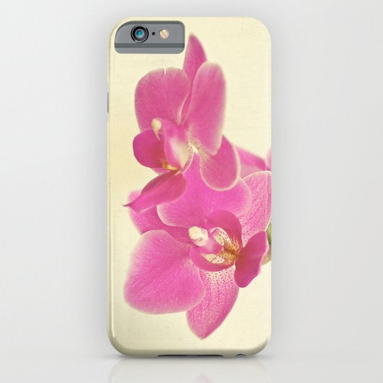 Pink Orchid iPhone & iPod Case